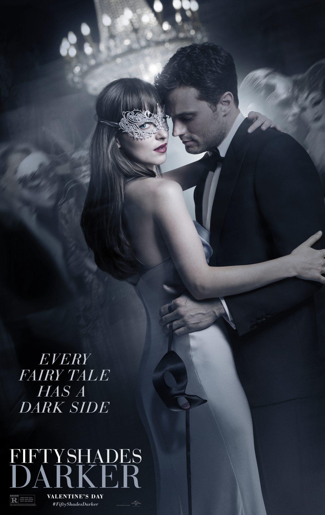 New Movie: Fifty Shades Darker