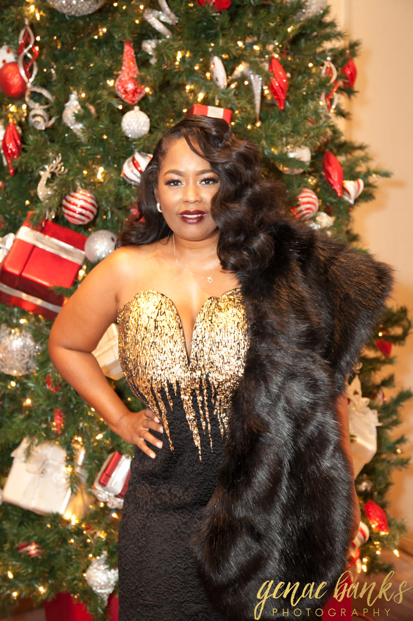 My Style: Holiday Evening Gown