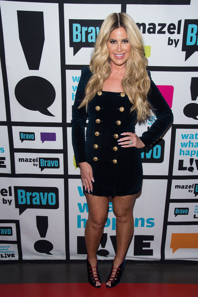 In Case You Missed It: Kim Zolciak Biermann Stopped By Watch What Happens Live