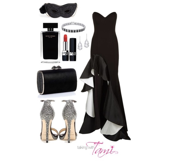 What To Wear: Mayor's Masked Ball