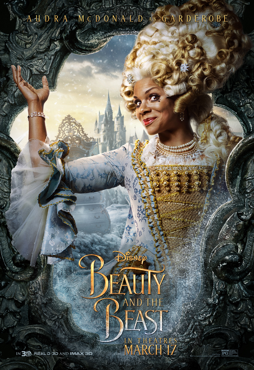 Our Sit Down With Beauty And The Beast Stars Audra McDonald & GuGu Mbatha-Raw