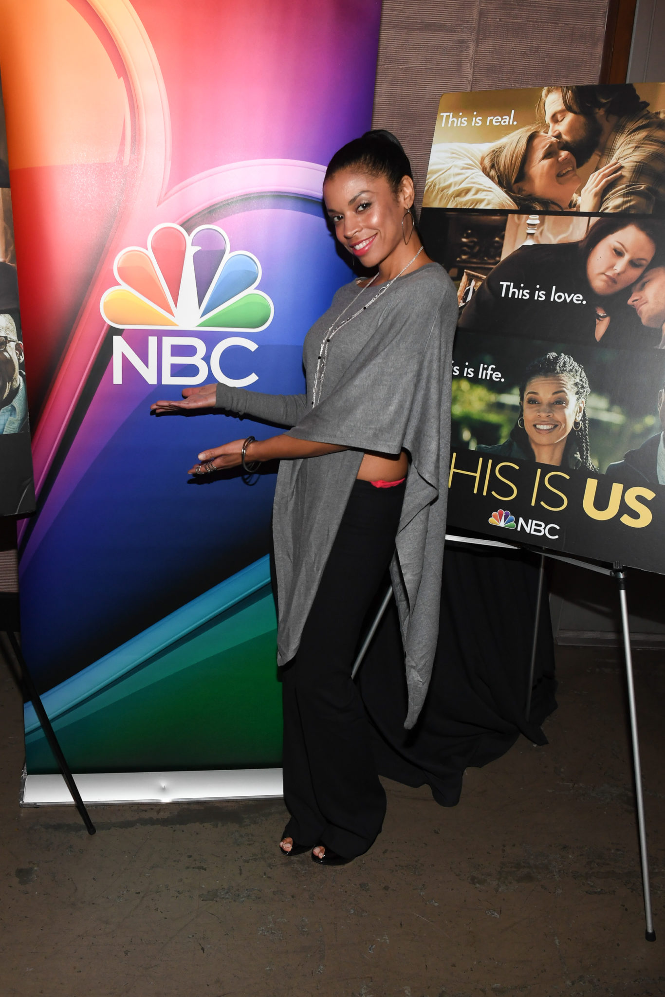 NBC's This Is Us Private Dinner With Actress Susan Kelechi Watson