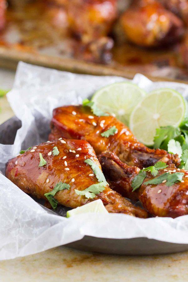 Recipe: Slow Cooker Sweet Chili Chicken Drumsticks