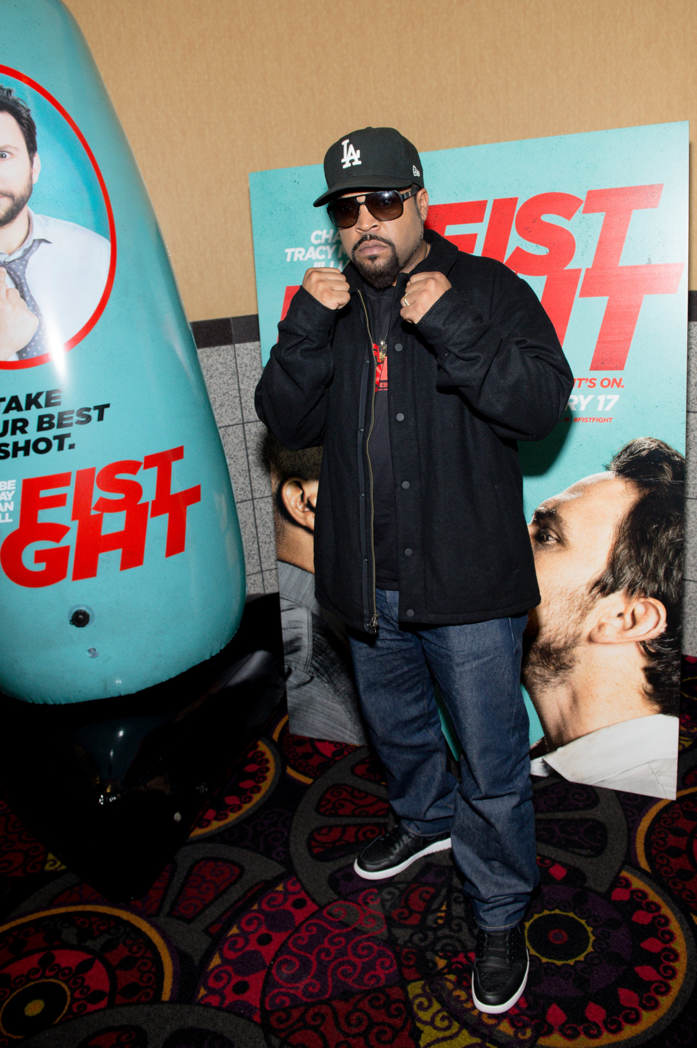 FIST FIGHT Atlanta Private Screening With Ice Cube