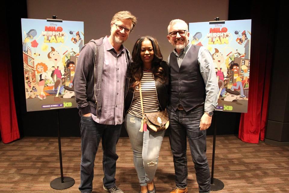 A Screening & Interview With Creators Of Disney Milo Murphy's Law