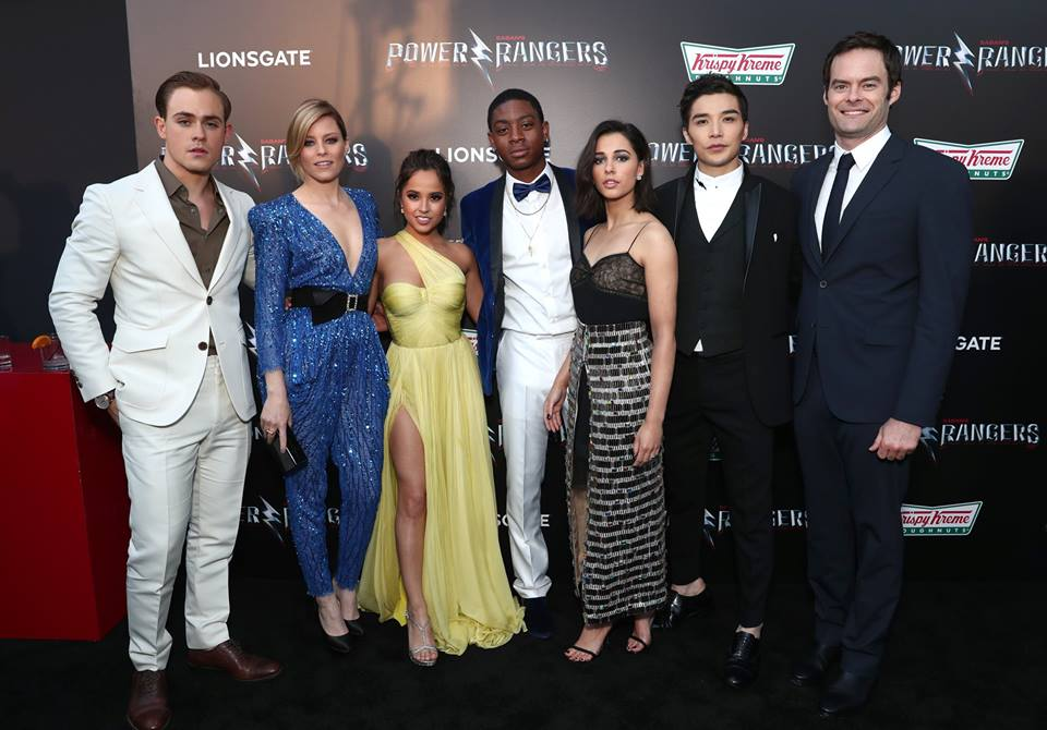 My Experience: Power Rangers Hollywood Premiere