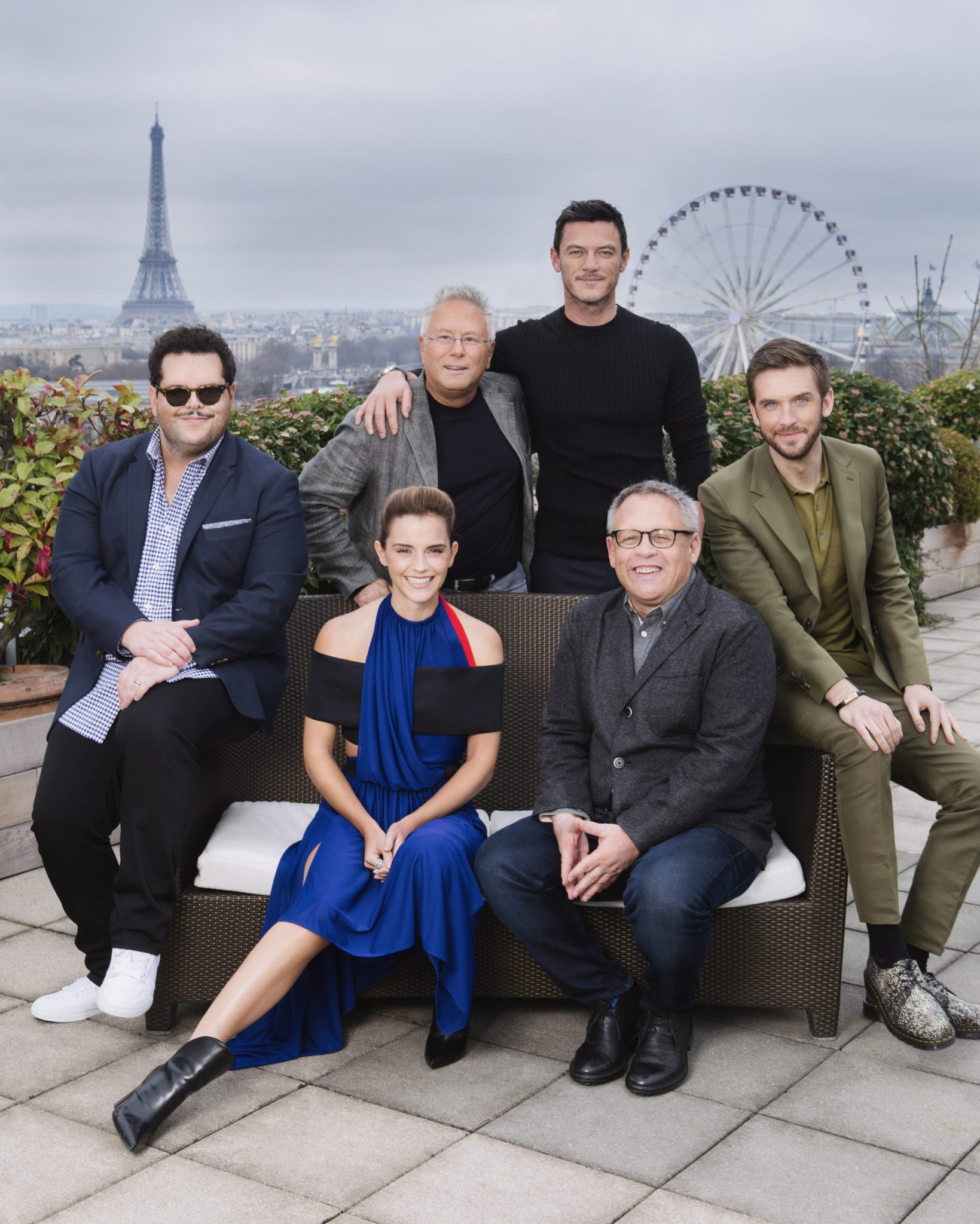 Our Sit Down With Bill Condon & Alan Menken From Beauty And The Beast