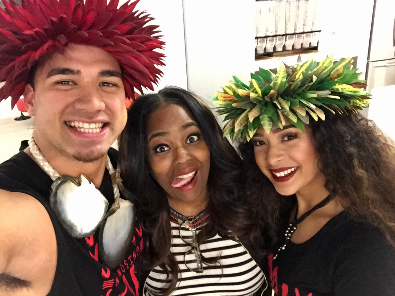Moana Presentation & Polynesian-Themed Dinner Party At Walt Disney Studios