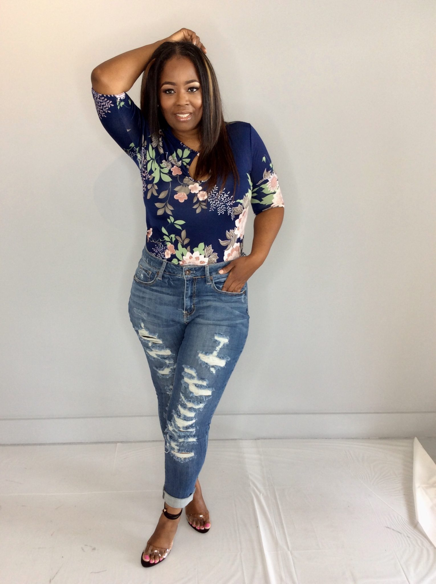 Best Jeans For A Curvy Frame