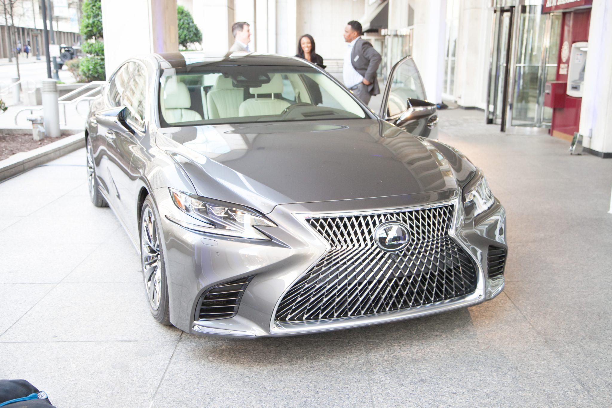 Lexus And Toyota Reception For The 2017 Atlanta International Auto Show