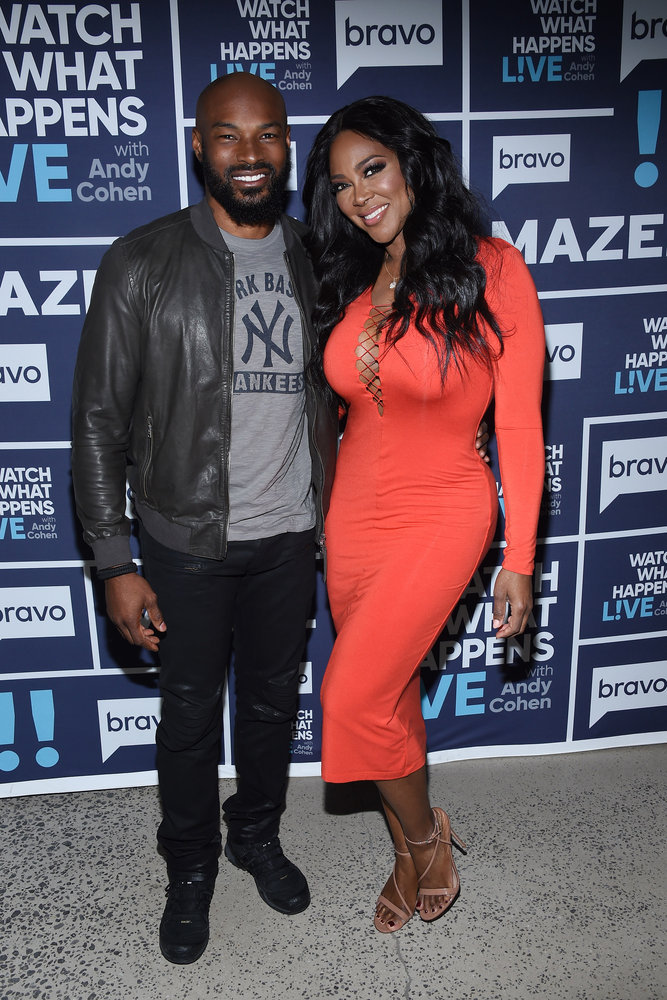 In Case You Missed It: Kenya Moore & Tyson Beckford On Watch What Happens Live