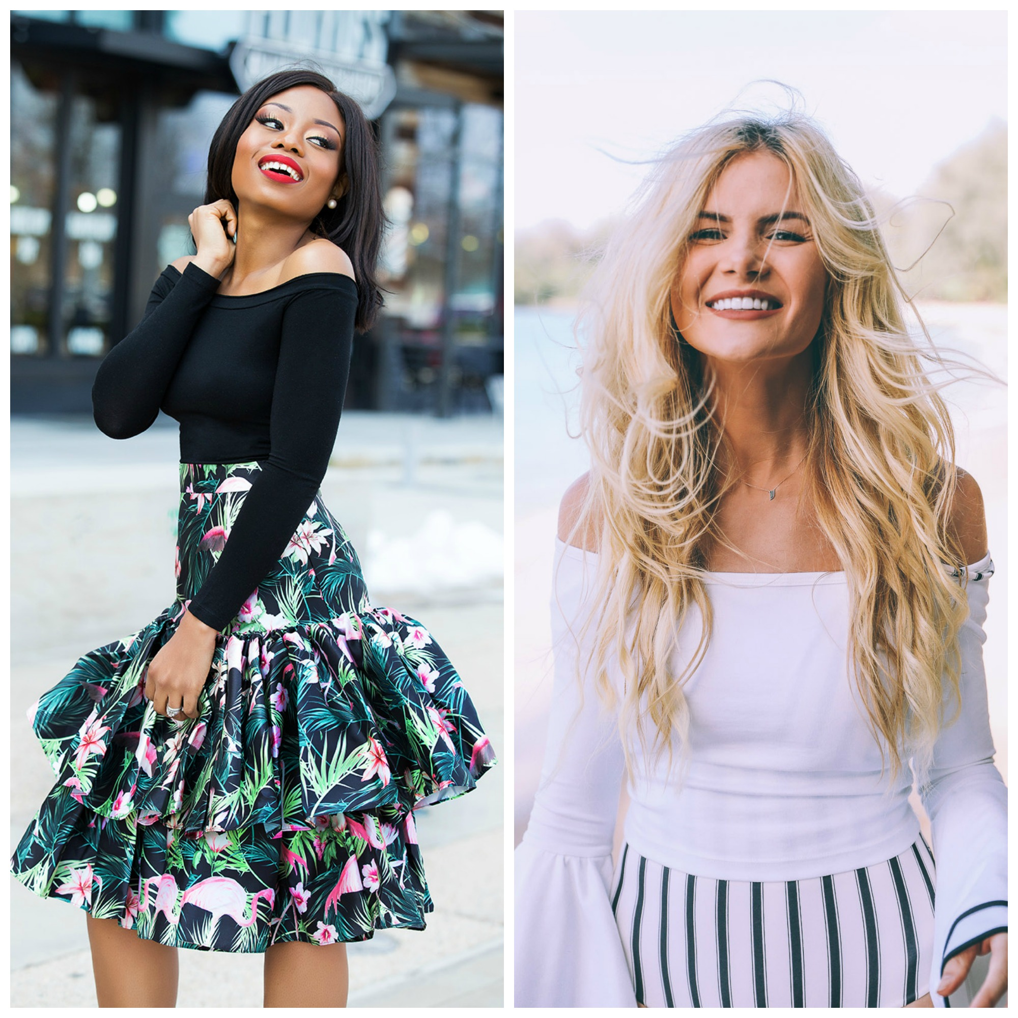Style Trend: Off-The-Shoulder Tops