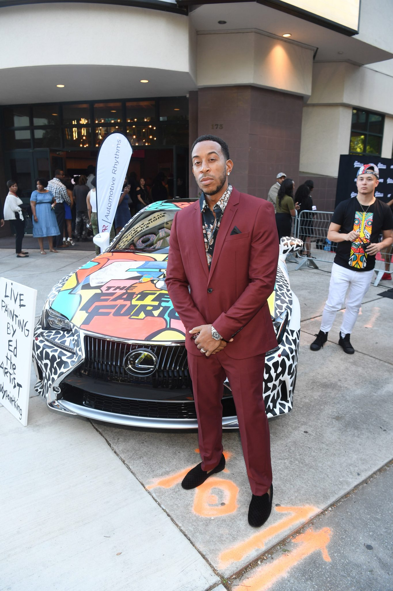 """The Fate Of The Furious """"Welcome to Atlanta"""" Special Screening Hosted by Ludacris"""
