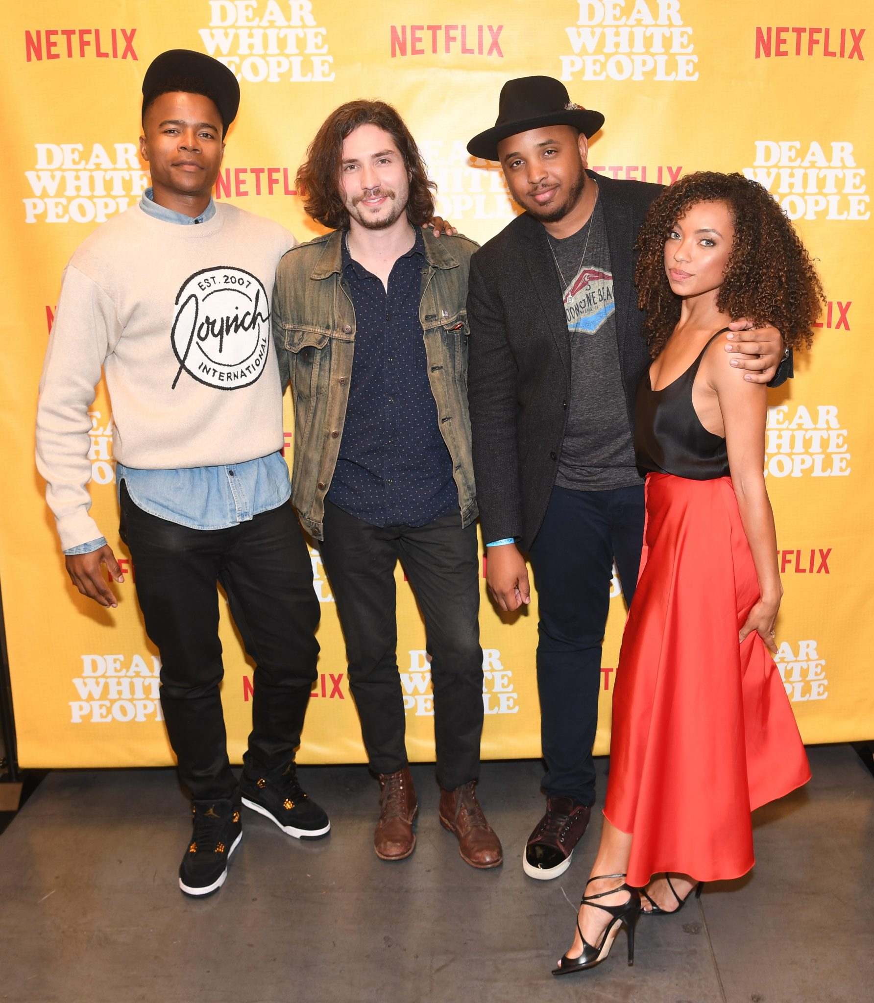 Netflix Dear White People Screening And Cast Q&A In Atlanta
