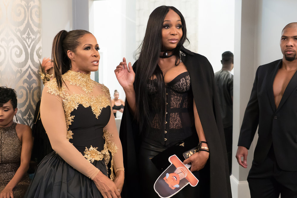 The Real Housewives Of Atlanta Season Finale, 'Chateau She Did That'