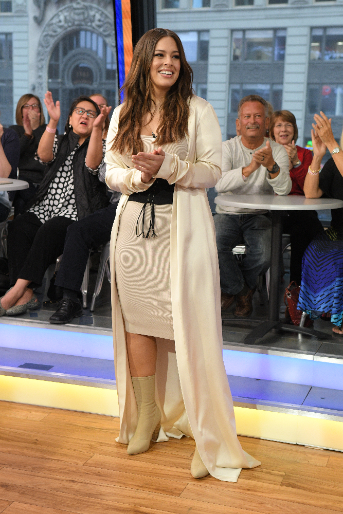 In Case You Missed It: Ashley Graham On Good Morning America
