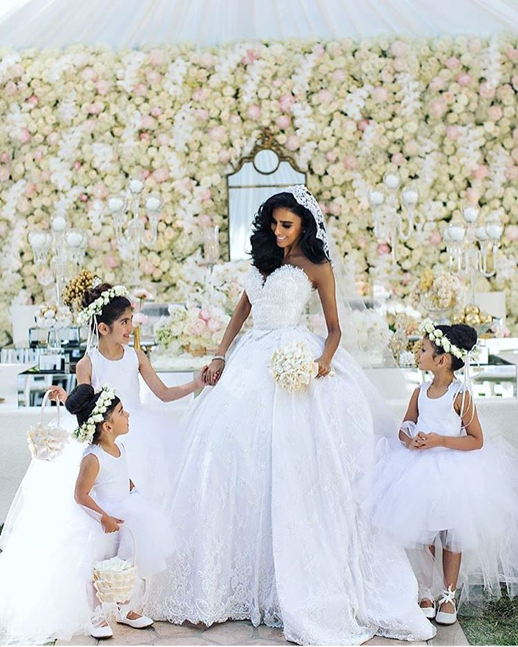 Wardrobe Breakdown: Lilly Ghalichi's Wedding