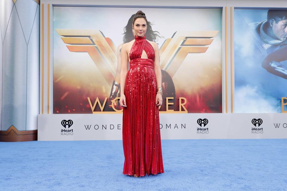 Wardrobe Breakdown: Gal Gadot At Wonder Woman Premiere