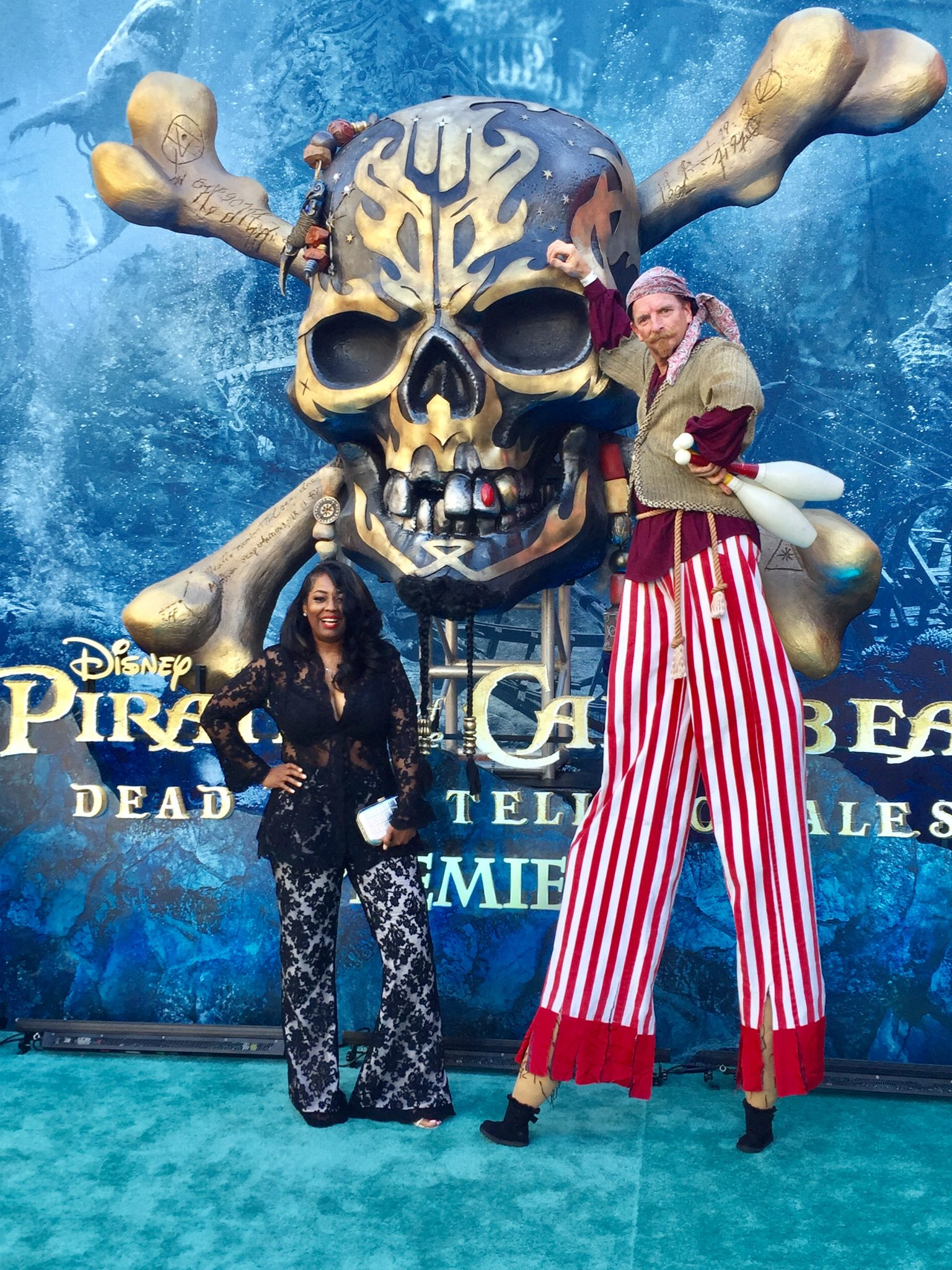 My Red Carpet Experience At Pirates Of The Caribbean Dead Men Tell No Tales Hollywood Premiere!
