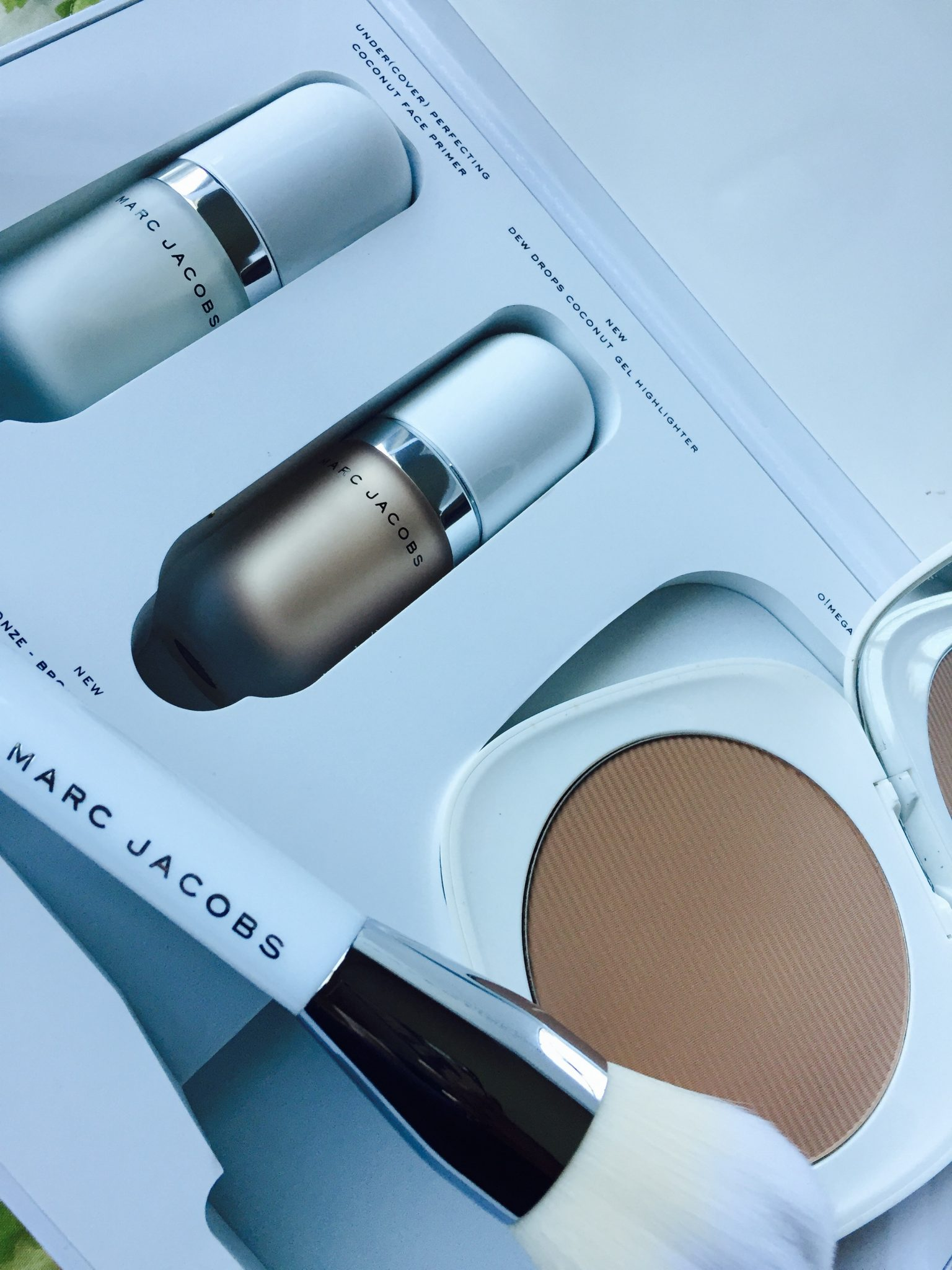 Marc Jacobs Coconut Perfection, Glowing Complexion