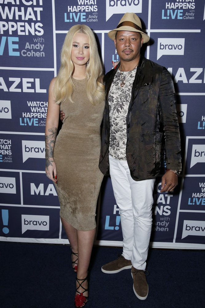 In Case You Missed It: Terrance Howard, NeNe Leakes And Iggy Azalea On Watch What Happens Live