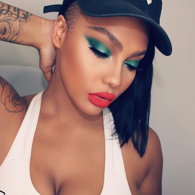 Get The Look: Sonjdra Deluxe Rihanna's Wild Thoughts Inspired Makeup Tutorial