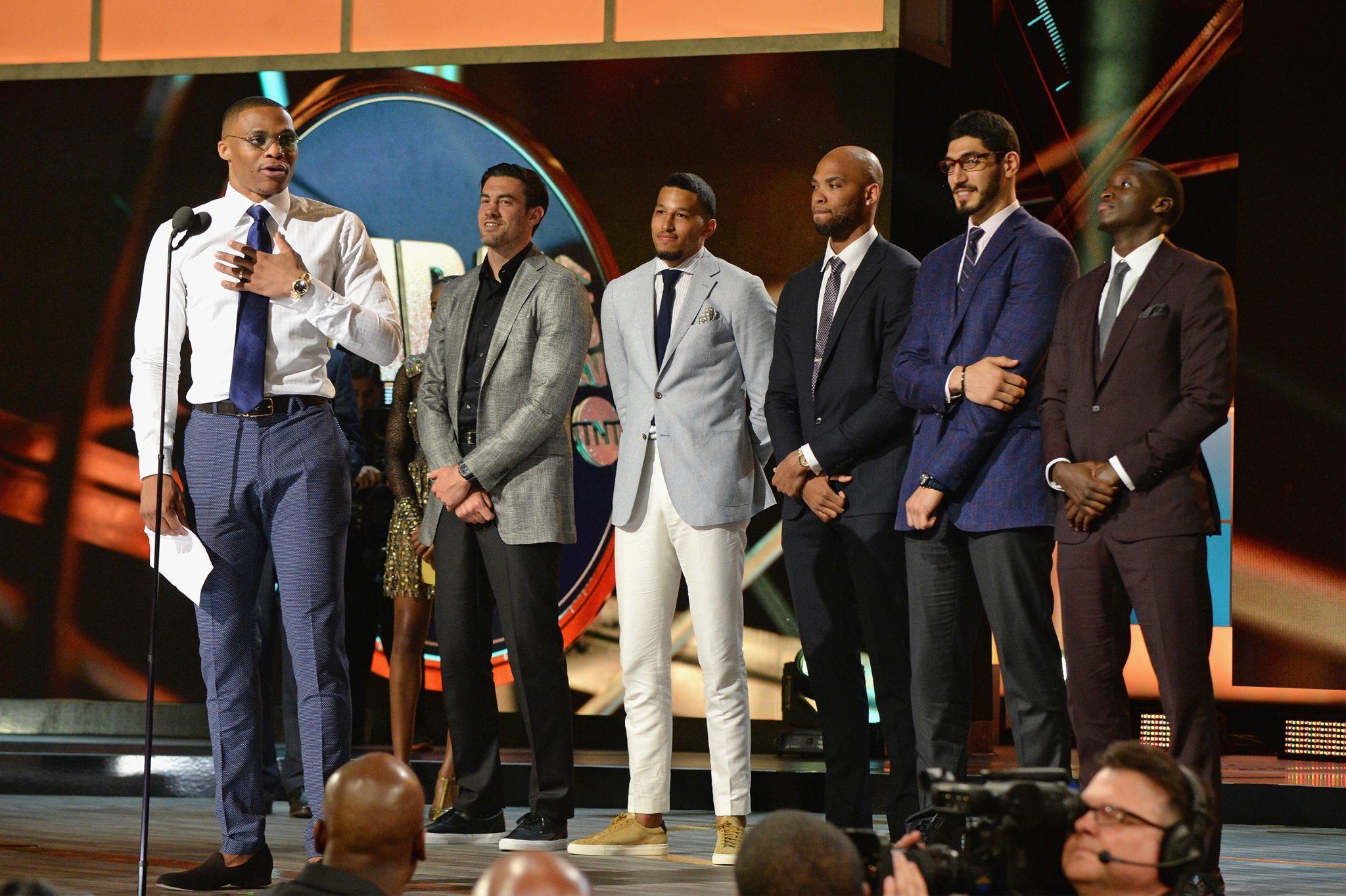 NBA Awards 17
