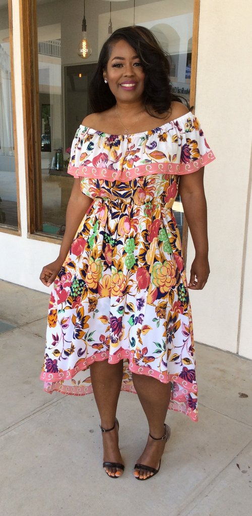 Five Flirty Floral Print Dresses That Are Total Must-Haves