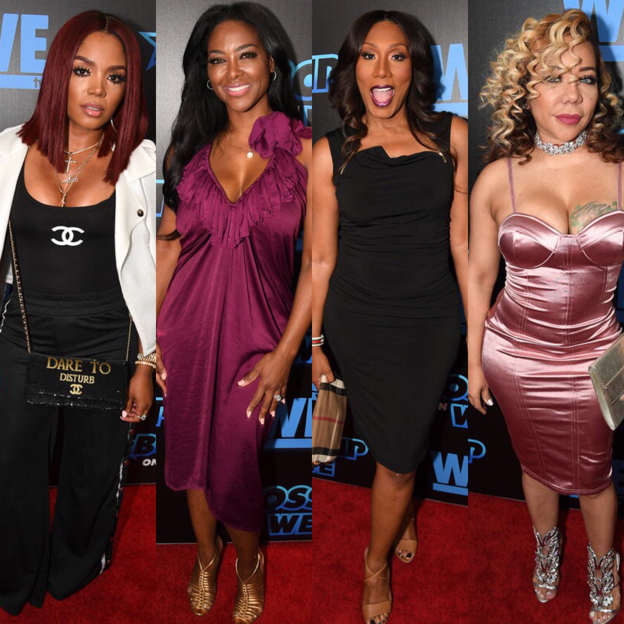 Red Carpet Arrivals: Bossip Launch Party In Atlanta