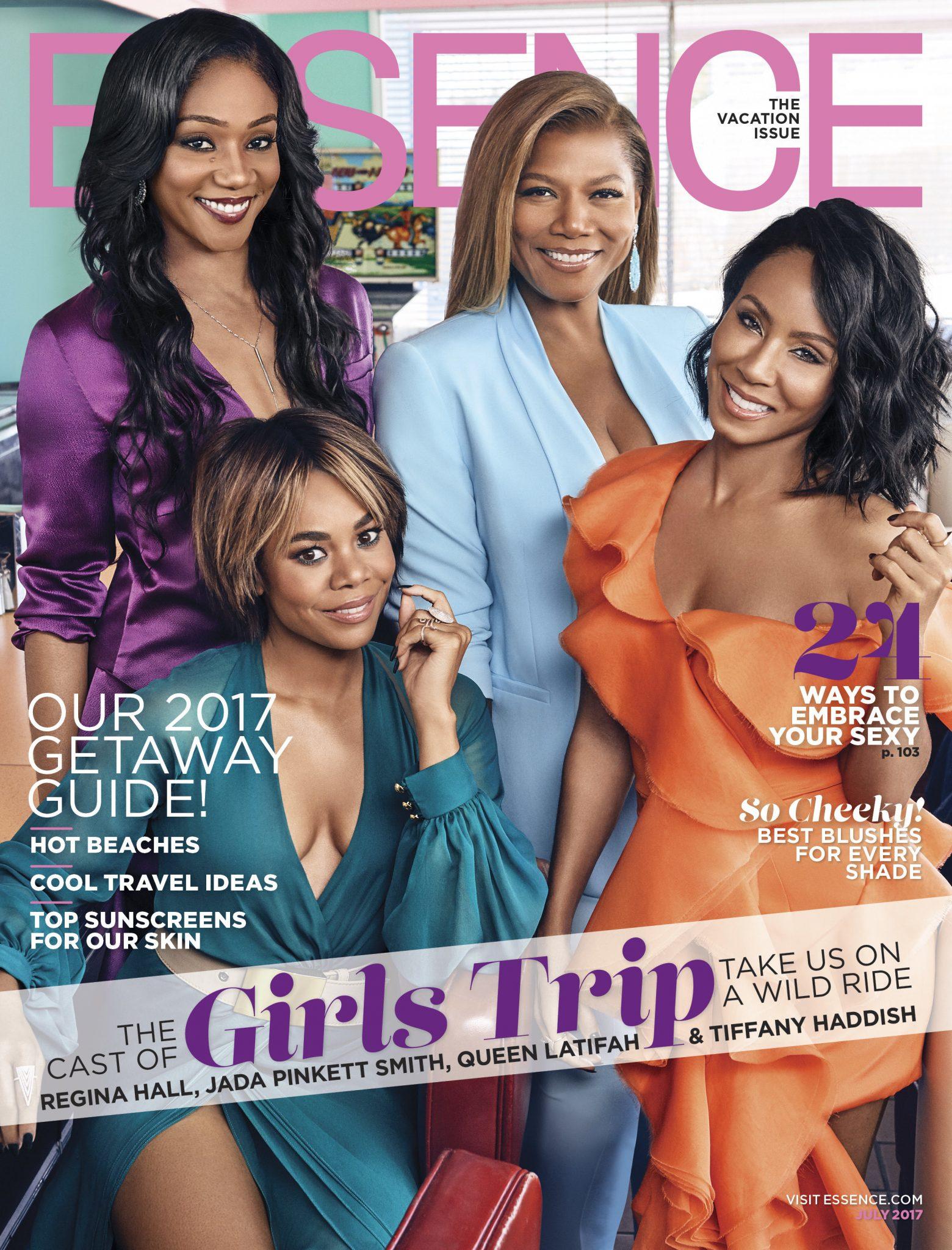 Girls Trip Cast Covers Essence Magazine