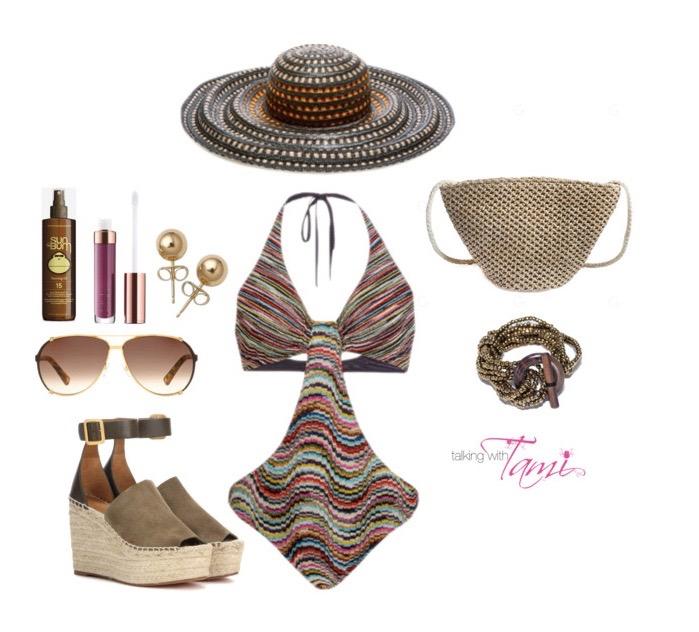 What To Wear: Three Fun Beach Looks