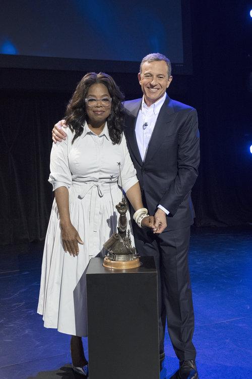 Oprah Winfrey Receives Disney Legends Award