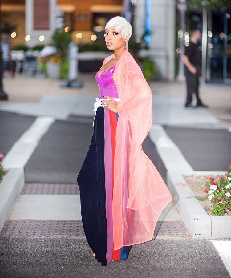 Wardrobe Breakdown: Monica In St. Louis