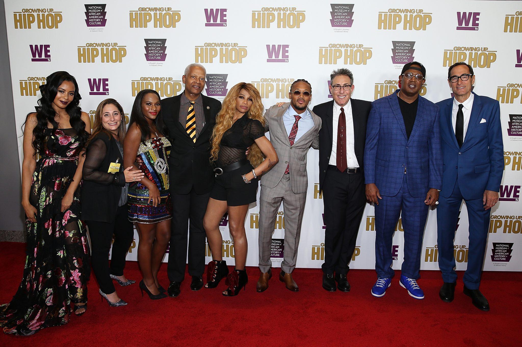 Red Carpet Arrivals: Growing Up Hip Hop Season 3 Premiere