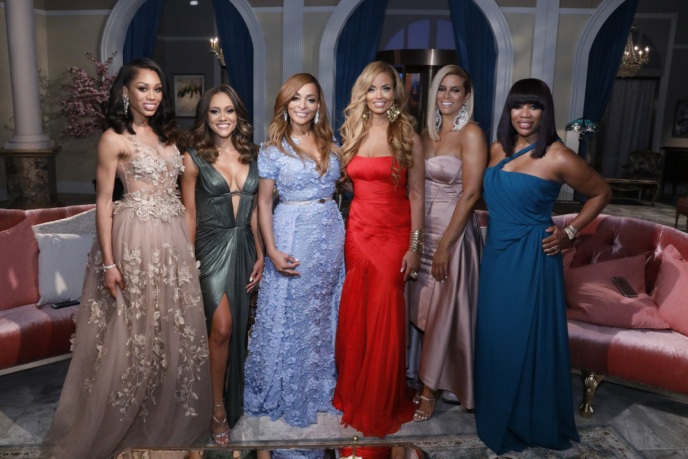 Wardrobe Breakdown: The Real Housewives Of Potomac Reunion