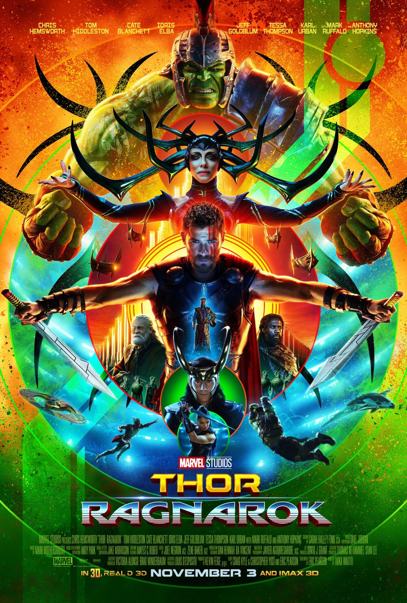 New Movie: Thor Ragnarok