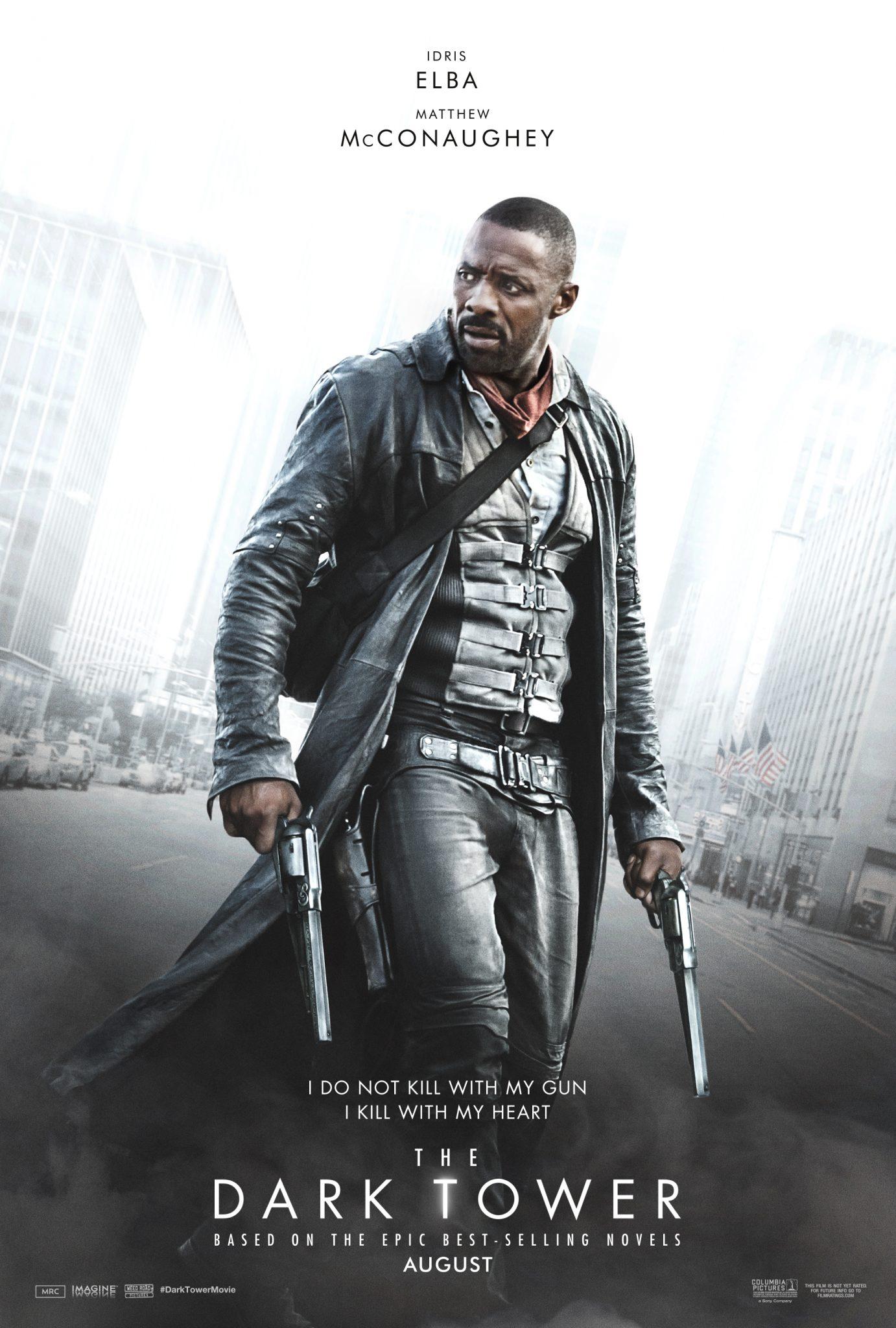 New Movie: The Dark Tower