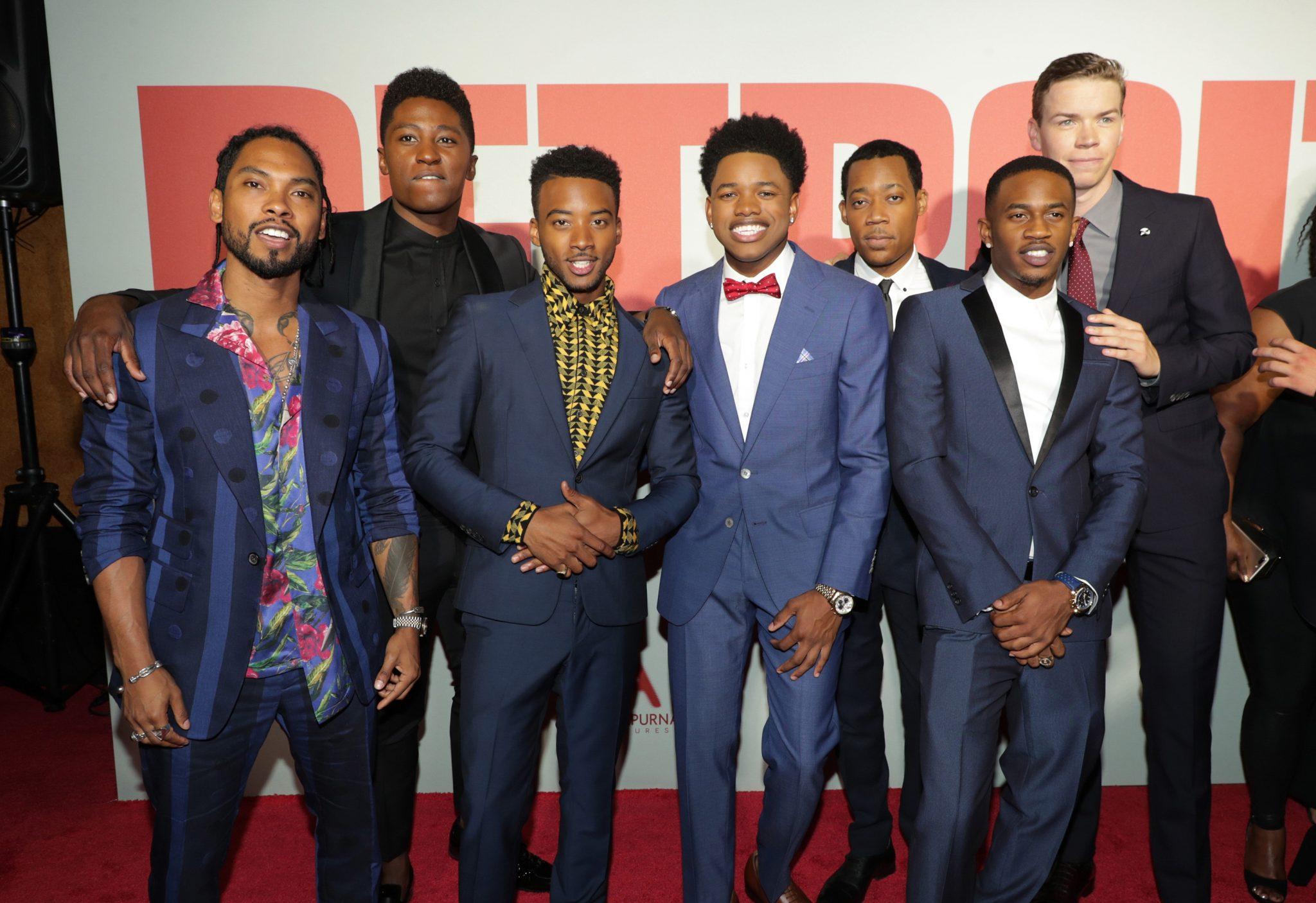 Red Carpet Arrivals: Detroit World Premiere