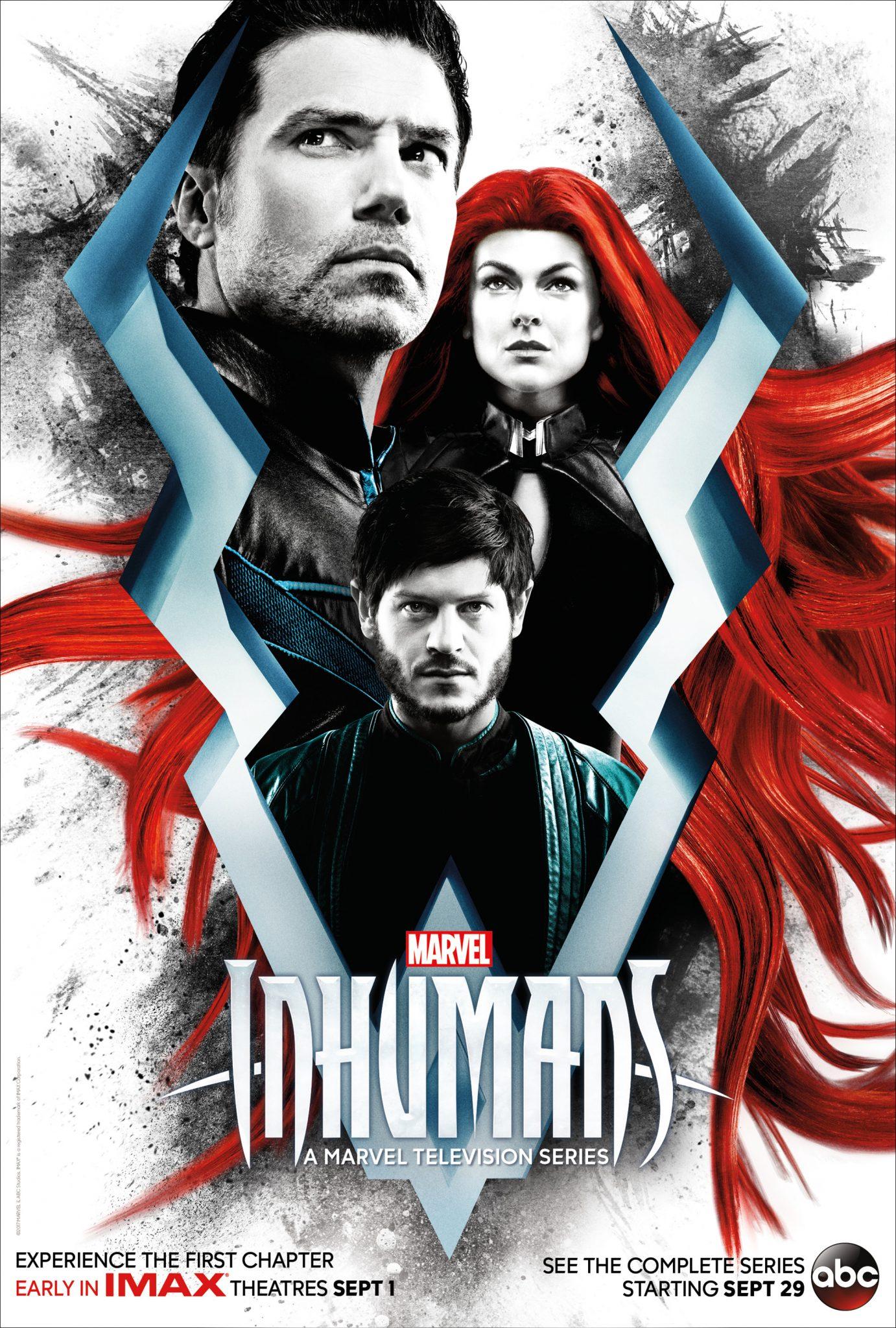 New Show: Marvel InHumans