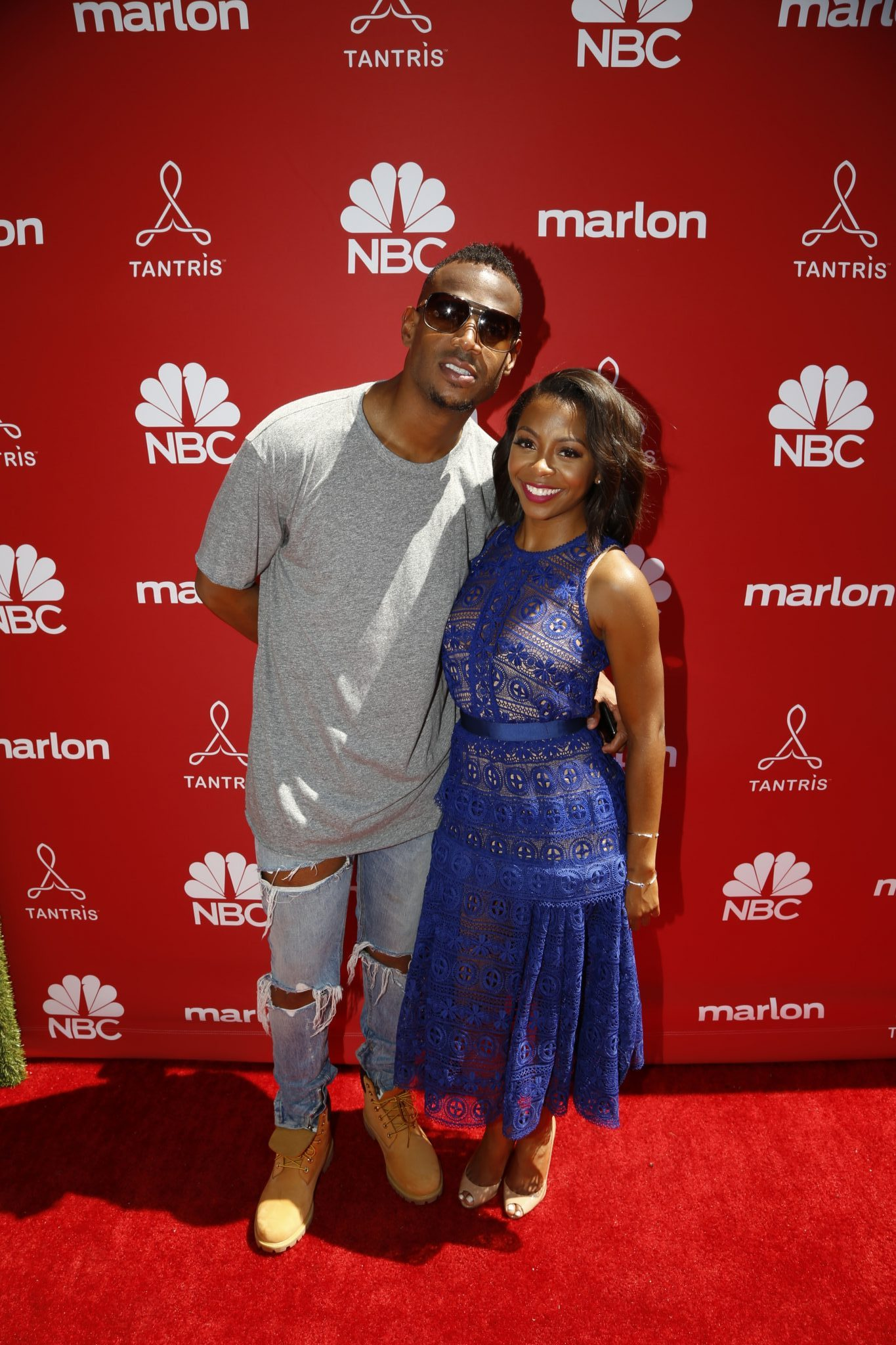 Sip & Style With Bresha Webb of NBC New Comedy Series Marlon