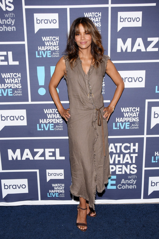 In Case You Missed It: Halle Berry On Watch What Happens Live With Andy Cohen