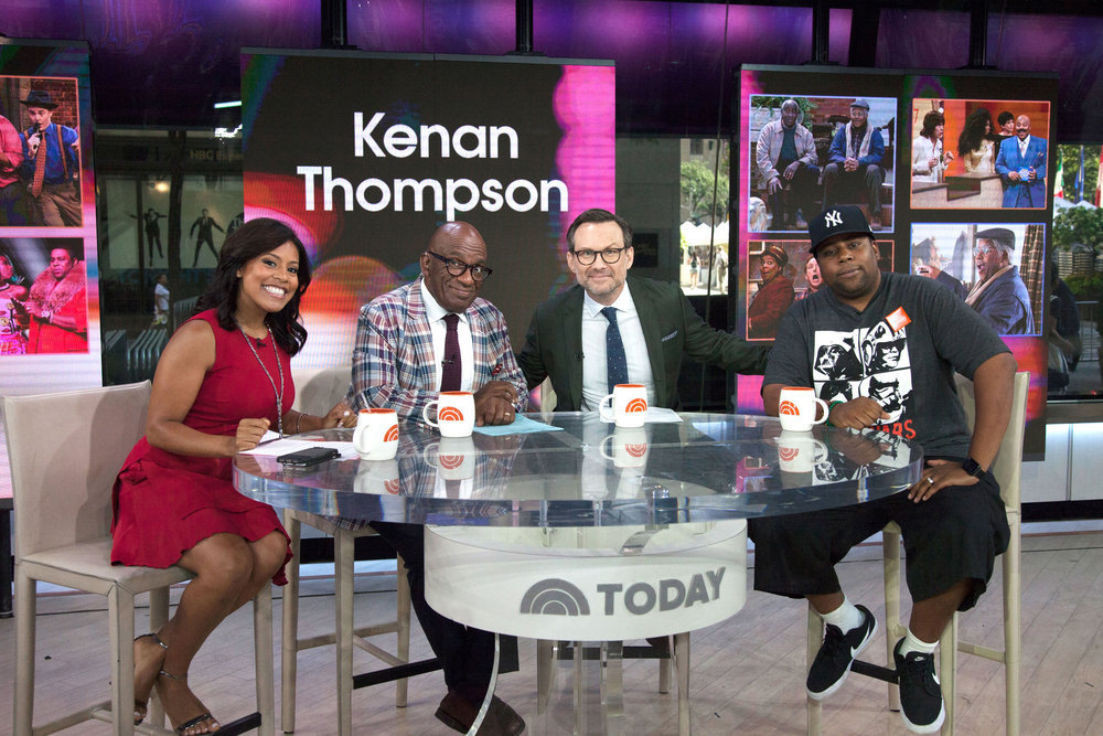 In Case You Missed It: Kenan Thompson On The Today Show