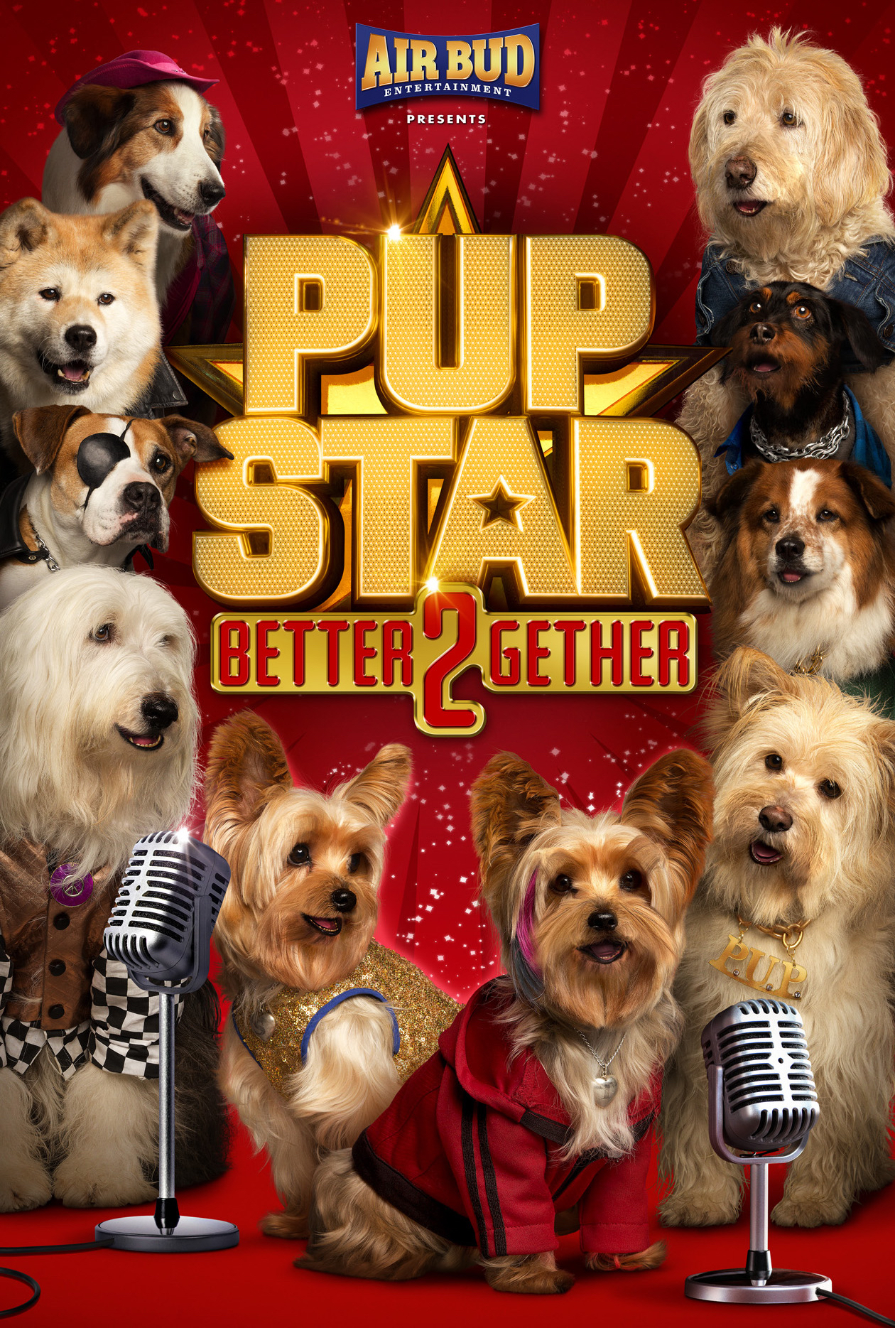 Exclusive Q&A With Tiny From Pup Star: Better 2Gether