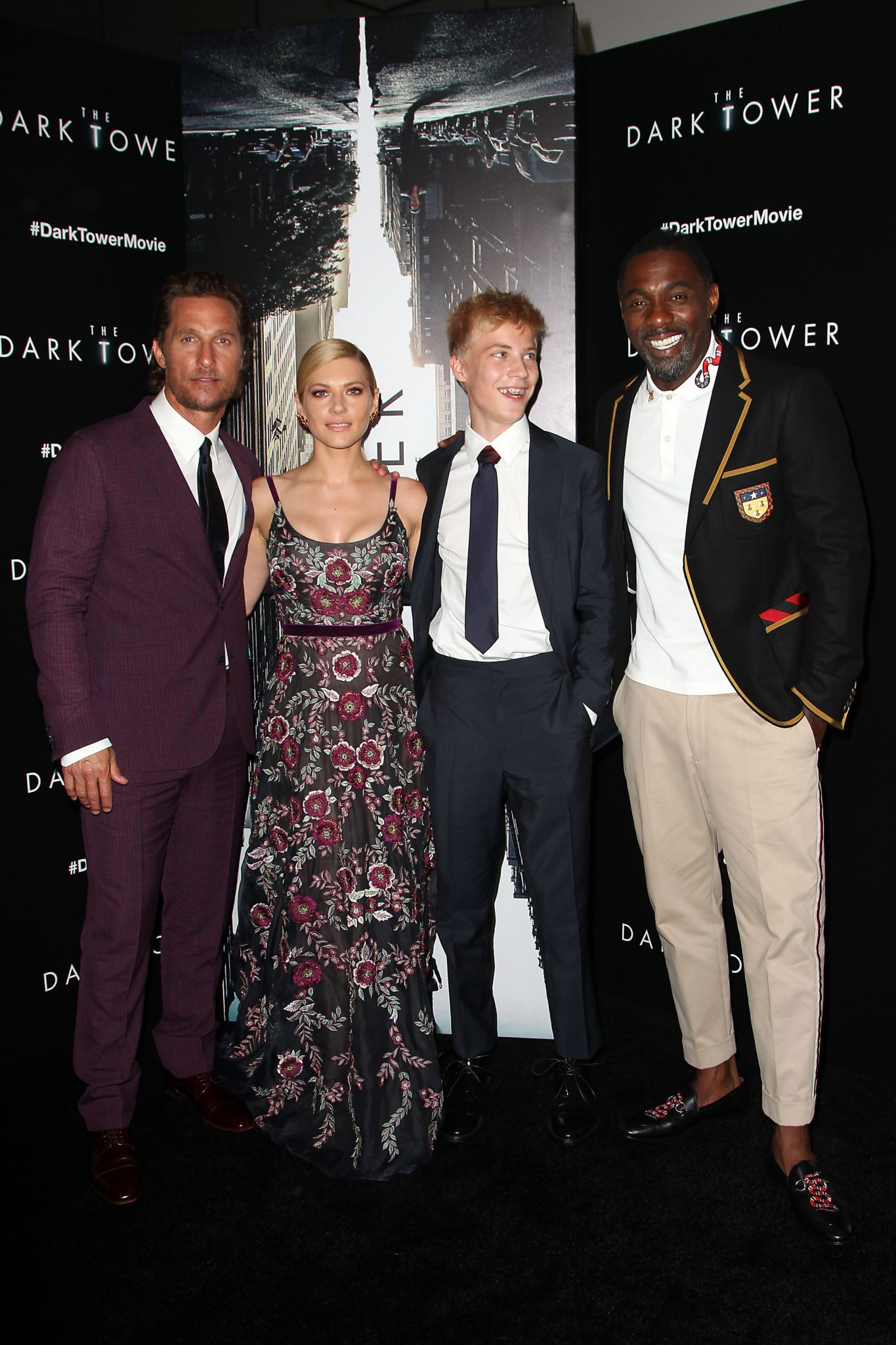 The Dark Tower Premiere In New York City
