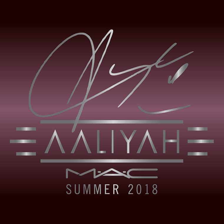 M.A.C. x Aaliyah Collection Summer 2018