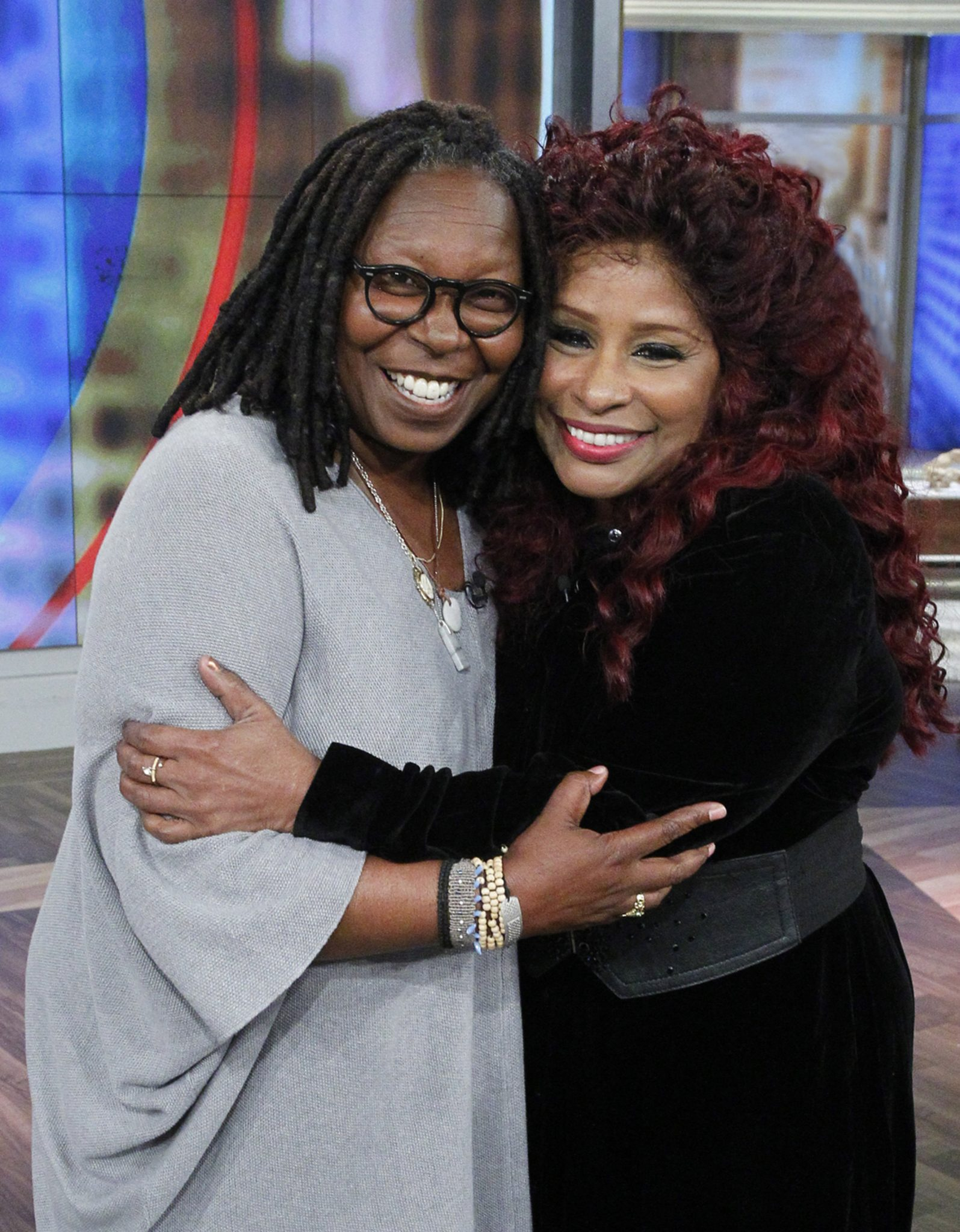 In Case You Missed It: Chaka Khan Stops By The View