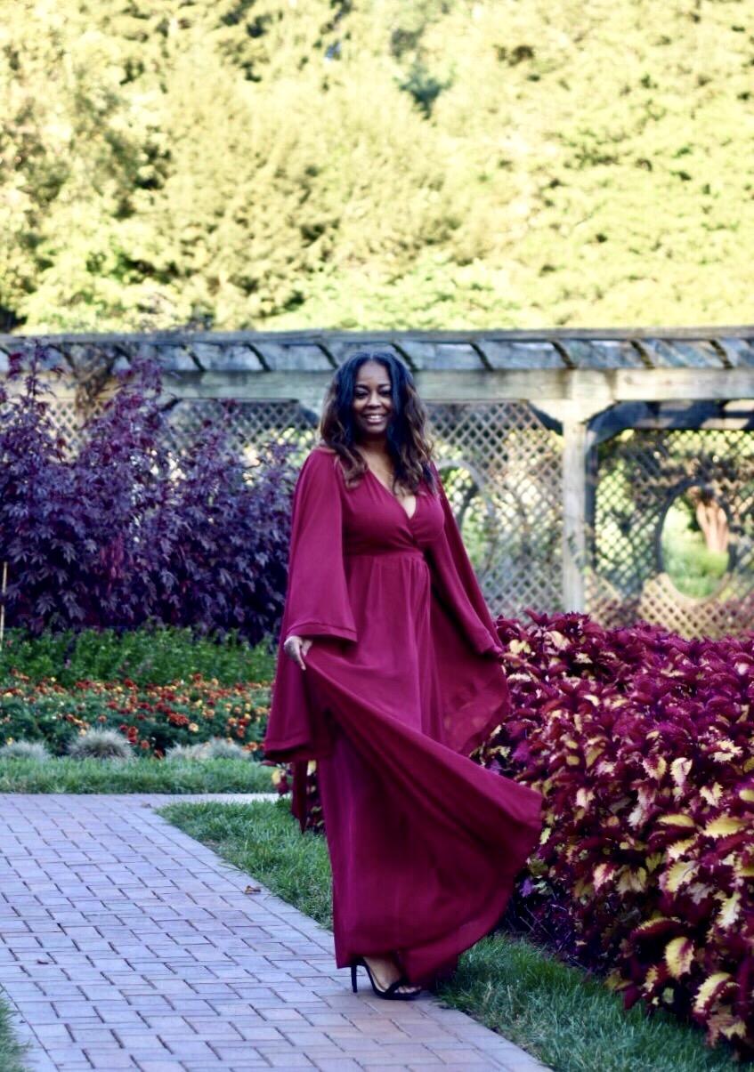 My Style: Isla Chiffon Gown