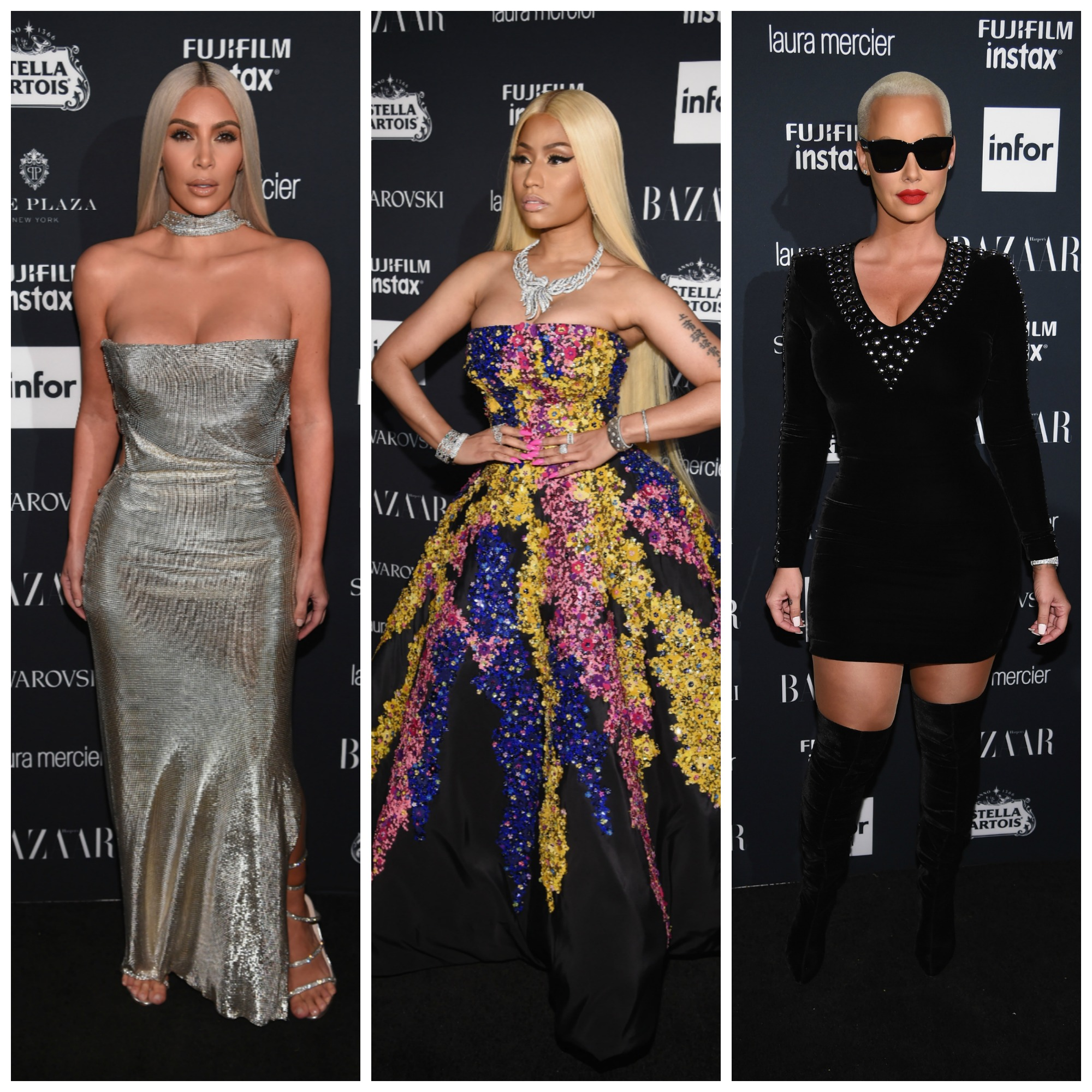 Red Carpet Arrivals: Harper's BAZAAR Icons Party In NYC