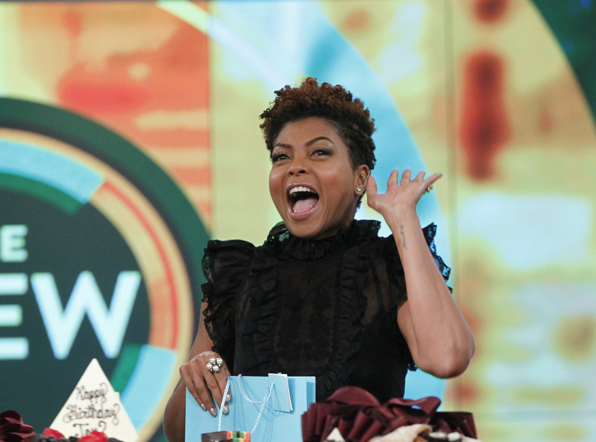 In Case You Missed It: Taraji P. Henson On The View