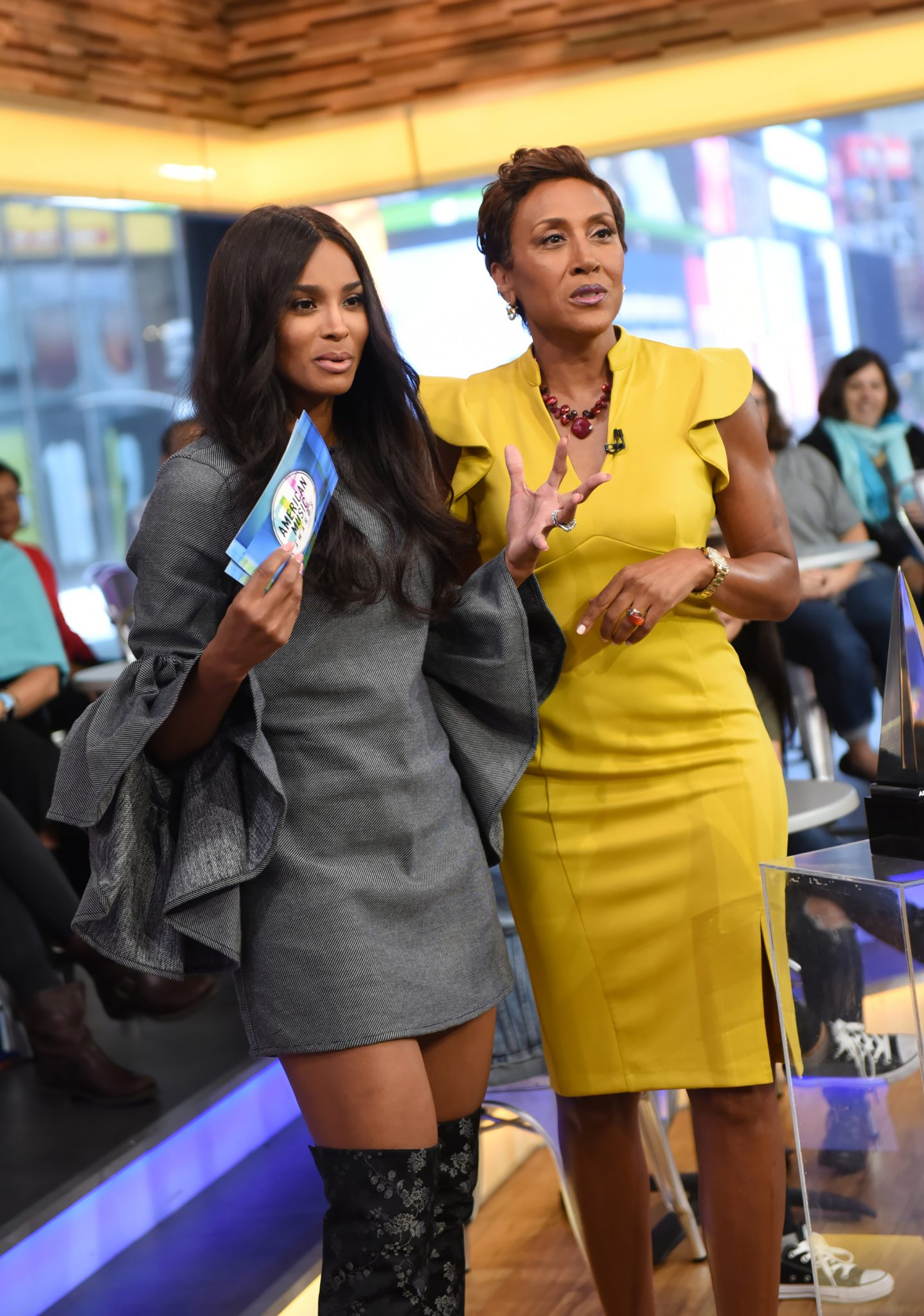 In Case You Missed It: Ciara On Good Morning America